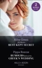 The Maid's Best Kept Secret / Rumours Behind The Greek's Wedding: The Maid's Best Kept Secret / Rumours Behind the Greek's Wedding (Mills & Boon Modern) - eBook
