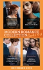 Modern Romance December 2019 Books 5-8 - eBook