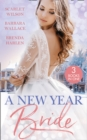 A New Year Bride: Christmas in the Boss's Castle / Winter Wedding for the Prince / Merry Christmas, Baby Maverick! (Mills & Boon M&B) - eBook