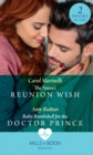 The Nurse's Reunion Wish / Baby Bombshell For The Doctor Prince: The Nurse's Reunion Wish / Baby Bombshell for the Doctor Prince (Mills & Boon Medical) - eBook