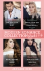 Modern Romance January 2020 Books 1-4: The Italian's Unexpected Baby (Secret Heirs of Billionaires) / Secrets of His Forbidden Cinderella / Redeemed by His Stolen Bride / Crowning His Convenient Princ - eBook