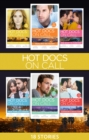 Hot Docs On Call Collection (Mills & Boon e-Book Collections) - eBook