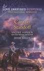 Canyon Standoff: Canyon Under Siege / Missing in the Wilderness (Mills & Boon Love Inspired Suspense) - eBook