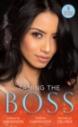 Taming The Boss: Twins for the Billionaire (Billionaires and Babies) / The Boss's Surprise Son / The Secretary's Secret - eBook