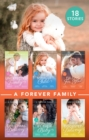 A Forever Family Collection (Mills & Boon e-Book Collections) - eBook