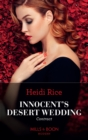 Innocent's Desert Wedding Contract (Mills & Boon Modern) - eBook