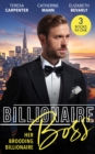 Billionaire Boss: Her Brooding Billionaire: His Unforgettable Fiancee / Billionaire's Jet Set Babies / The Pregnancy Affair - eBook