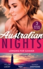 Australian Nights: Longing For Summer: His-and-Hers Family / Wealthy Australian, Secret Son / The Summer They Never Forgot - eBook