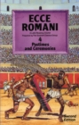 Ecce Romani Book 4 2nd Edition Pastimes And Ceremonies - Book