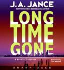 Long Time Gone - eAudiobook
