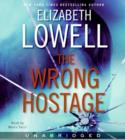 The Wrong Hostage - eAudiobook