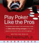 Play Poker Like the Pros - eAudiobook