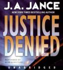 Justice Denied - eAudiobook