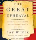 The Great Upheaval - eAudiobook