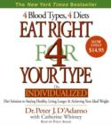 Eat Right for Your Type - eAudiobook
