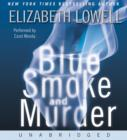 Blue Smoke and Murder - eAudiobook