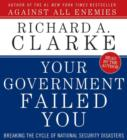 Your Government Failed You - eAudiobook