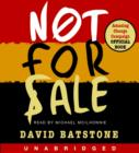 Not For Sale - eAudiobook