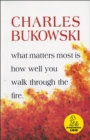 What Matters Most is How Well You - eBook