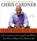 Start Where You Are - eAudiobook