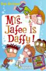My Weird School Daze #6: Mrs. Jafee Is Daffy! - eBook