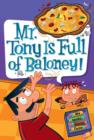 My Weird School Daze #11: Mr. Tony Is Full of Baloney! - eBook