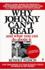 Why Johnny Can't Read? : And What You Can Do About It - eBook