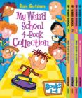My Weird School 4-Book Collection with Bonus Material : My Weird School #1: Miss Daisy Is Crazy!; My Weird School #2: Mr. Klutz Is Nuts!; My Weird School #3: Mrs. Roopy Is Loopy! and My Weird School # - eBook