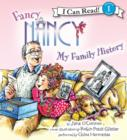 Fancy Nancy: My Family History - eAudiobook