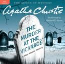 The Murder at the Vicarage : A Miss Marple Mystery - eAudiobook