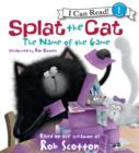Splat the Cat: The Name of the Game - eAudiobook
