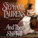 And Then She Fell - eAudiobook
