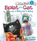 Splat the Cat with a Bang and a Clang - eAudiobook