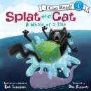 Splat the Cat: a Whale of a Tale - eAudiobook