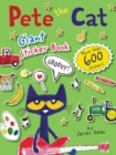 Pete the Cat Giant Sticker Book - Book