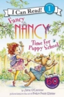 Fancy Nancy: Time for Puppy School - Book