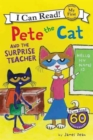 Pete the Cat and the Surprise Teacher - Book