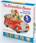 The Berenstain Bears Take-Along Storybook Set : Dinosaur Dig, Go Green, When I Grow Up, Under the Sea, The Tooth Fairy - Book