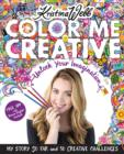 Color Me Creative : Unlock Your Imagination - Book
