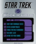 Star Trek: The Book of Lists - Book