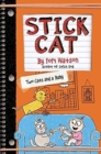 Stick Cat: Two Cats and a Baby - Book