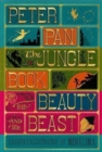 Illustrated Classics Boxed Set : Peter Pan, Jungle Book, Beauty and the Beast - Book