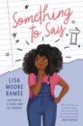 Something to Say - eBook