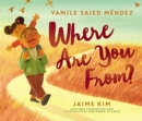 Where Are You From? - Book