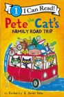 Pete the Cat's Family Road Trip - Book