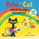 Pete the Cat Storybook Favorites : Includes 7 Stories Plus Stickers! - Book