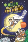 The Alien Adventures of Finn Caspian #1: The Fuzzy Apocalypse - eBook