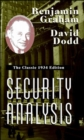 Security Analysis: The Classic 1934 Edition - Book