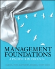 Management Foundations: A Pacific Rim Focus - Book