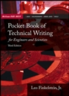 Pocket Book of Technical Writing for Engineers & Scientists - Book